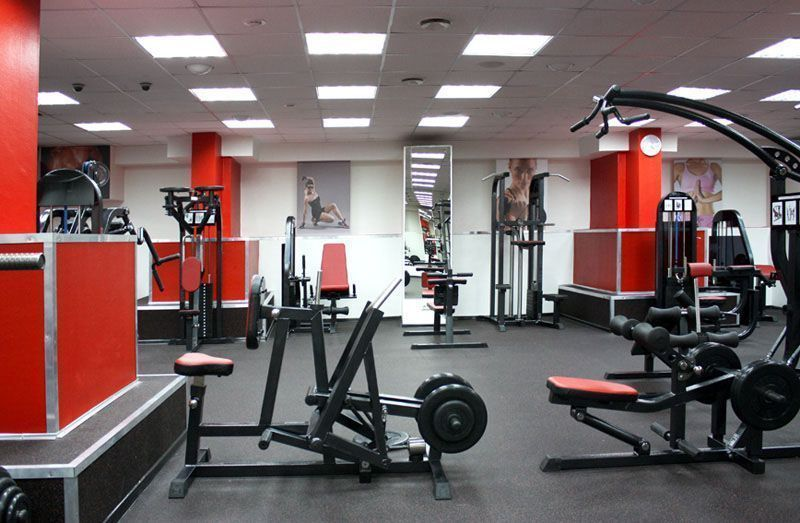 фото спортивного клуба залы ещё